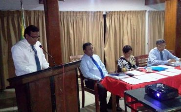 7th Council and 3rd Quarterly Meeting